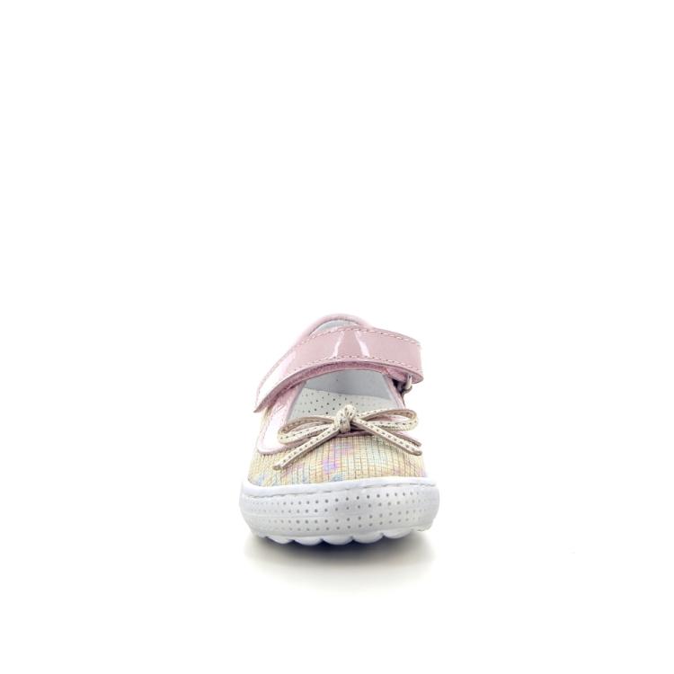 Beberlis kinderschoenen ballerina rose 183706
