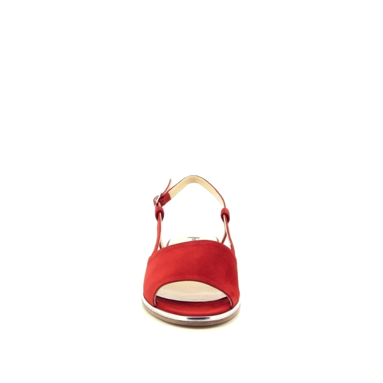 Cervone damesschoenen sandaal rood 193627