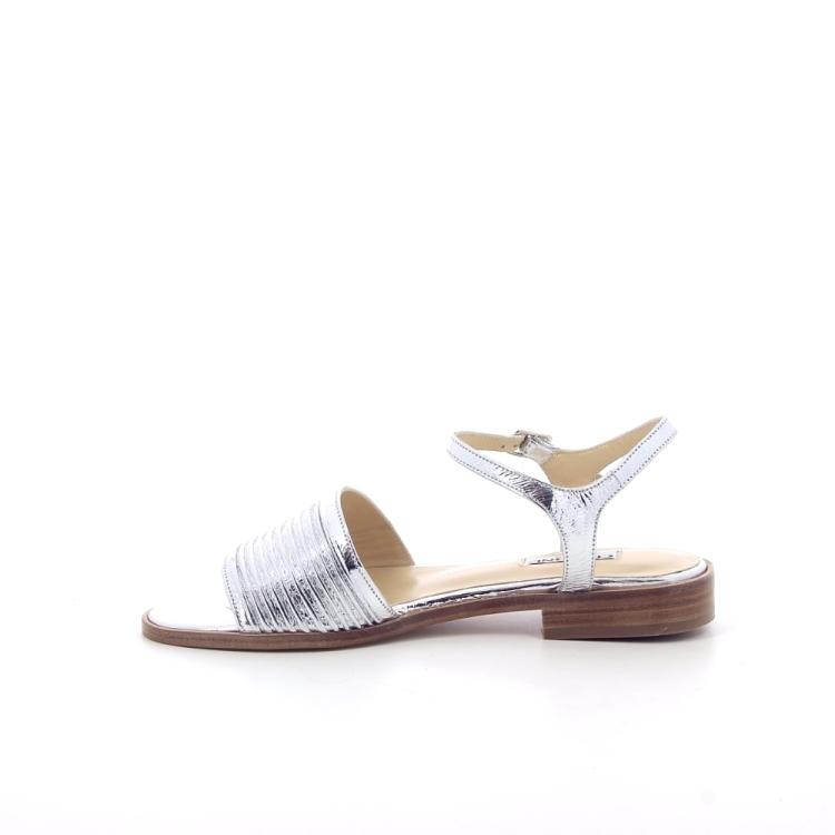 Cervone damesschoenen sandaal zilver 193625