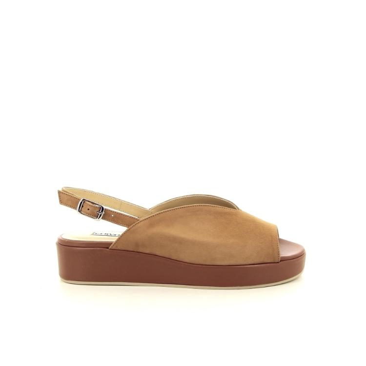 Cervone damesschoenen sandaal naturel 193619