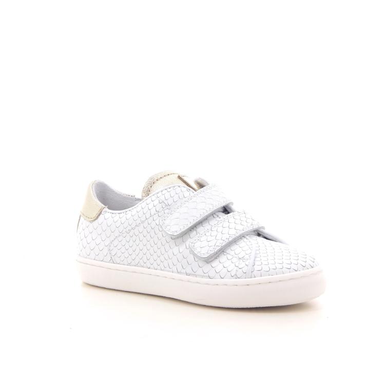 Beberlis kinderschoenen sneaker wit 194203