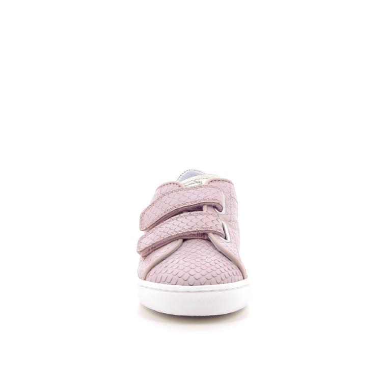Beberlis kinderschoenen sneaker poederrose 194204