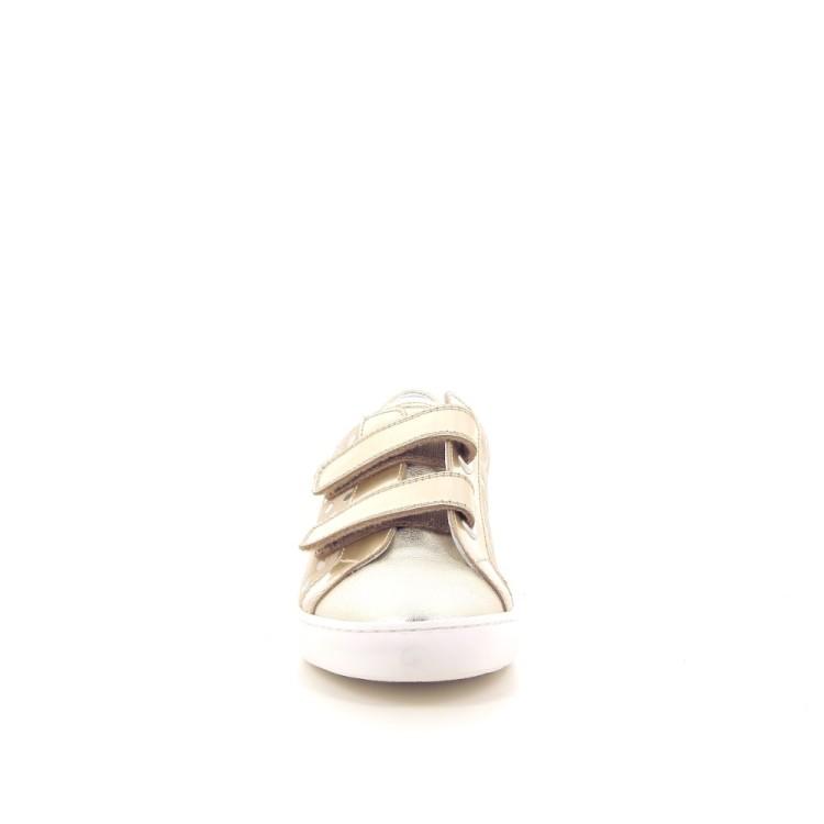 Beberlis kinderschoenen sneaker beige 194202