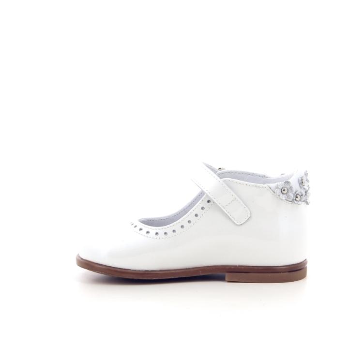 Beberlis kinderschoenen boots wit 194205