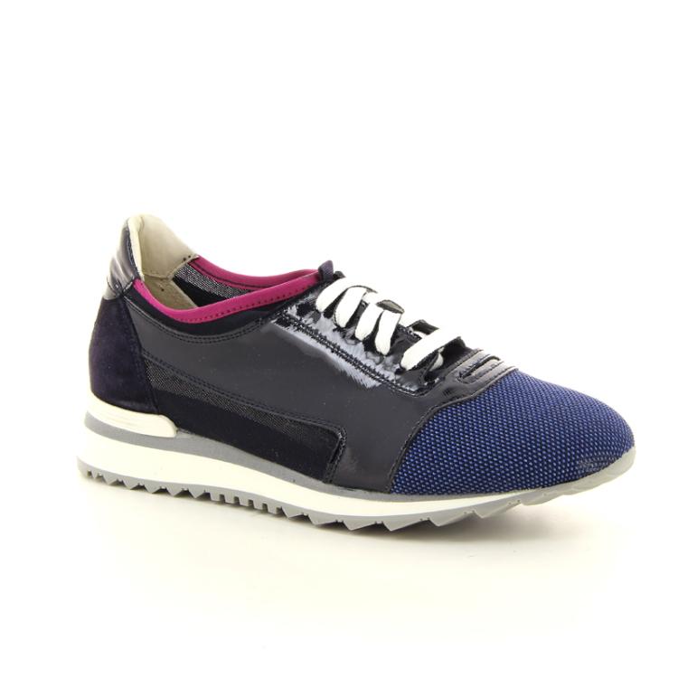 Maripe damesschoenen sneaker donkerblauw 98719