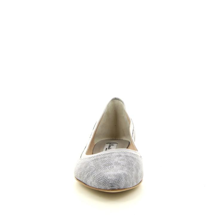 Benoite c damesschoenen ballerina grijs 13835