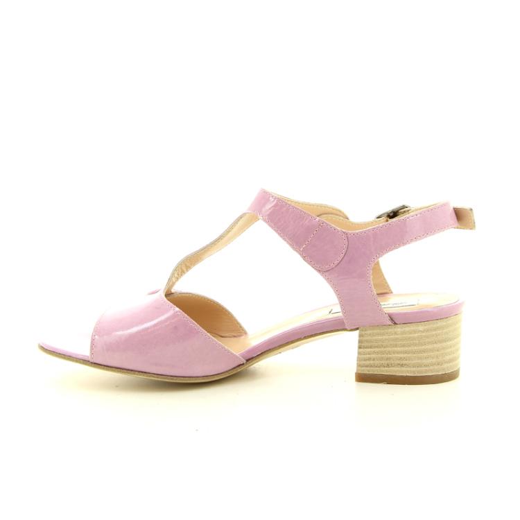 Benoite c damesschoenen sandaal lila 13739