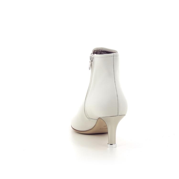Agl damesschoenen boots ecru 191791