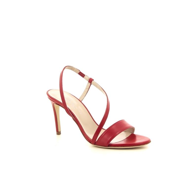 Rotta damesschoenen sandaal rood 193397