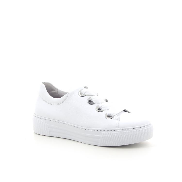 Gabor damesschoenen sneaker wit 191635