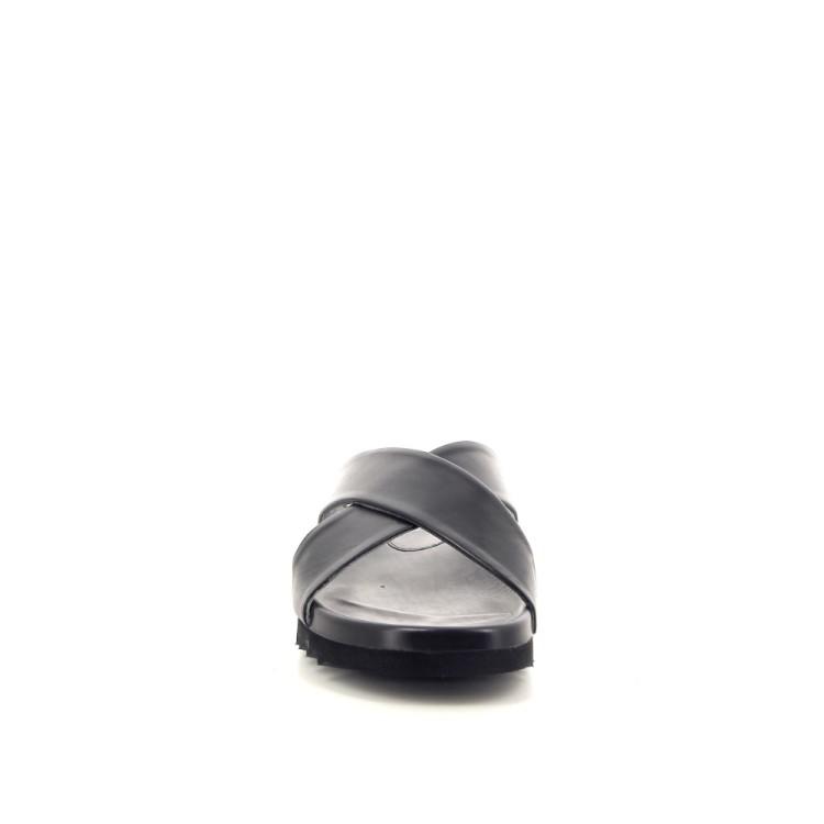 Maripe damesschoenen sleffer zwart 181893