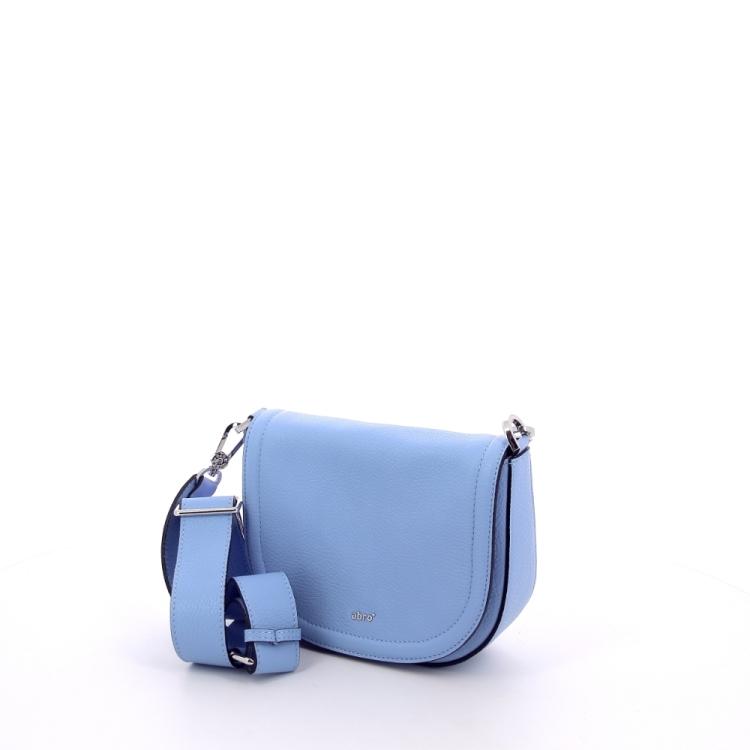 Abro tassen handtas lichtblauw 196151