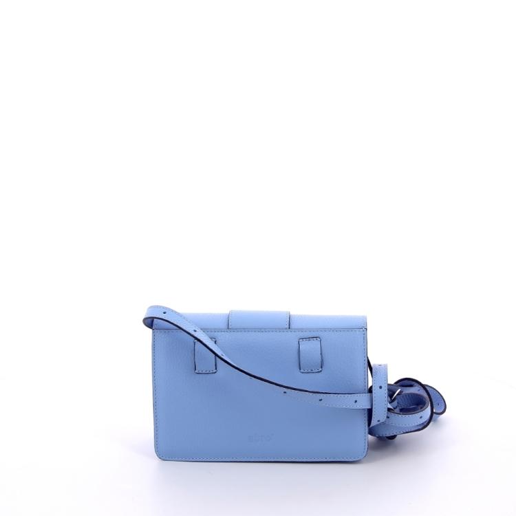 Abro tassen handtas lichtblauw 196183