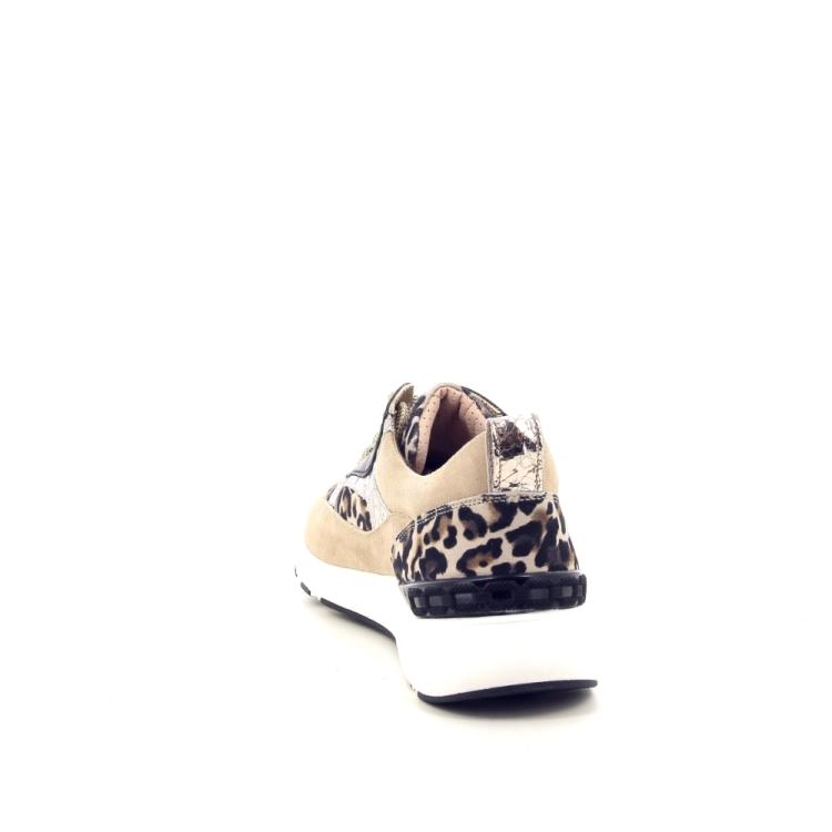 Maripe damesschoenen sneaker camel 195857