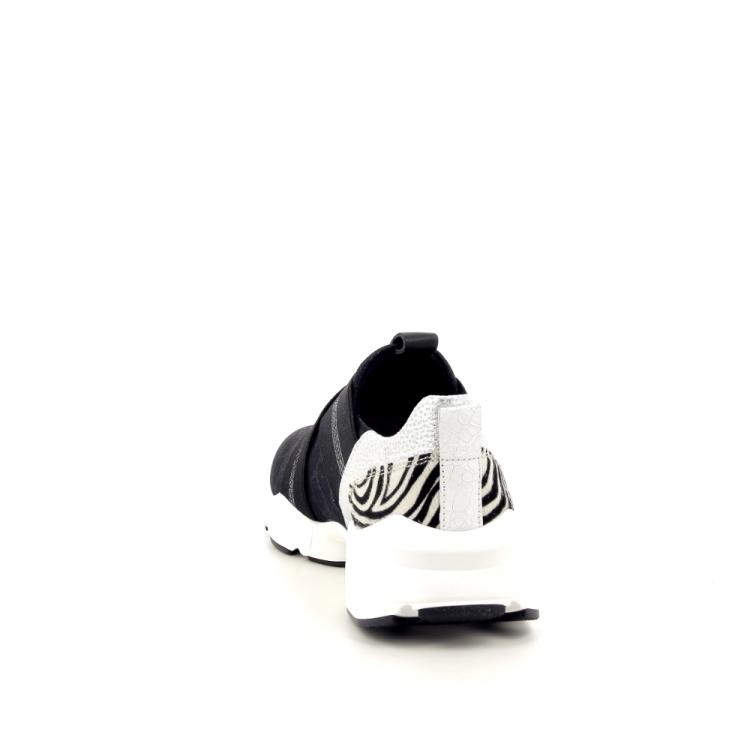 Maripe damesschoenen sneaker zwart 195859