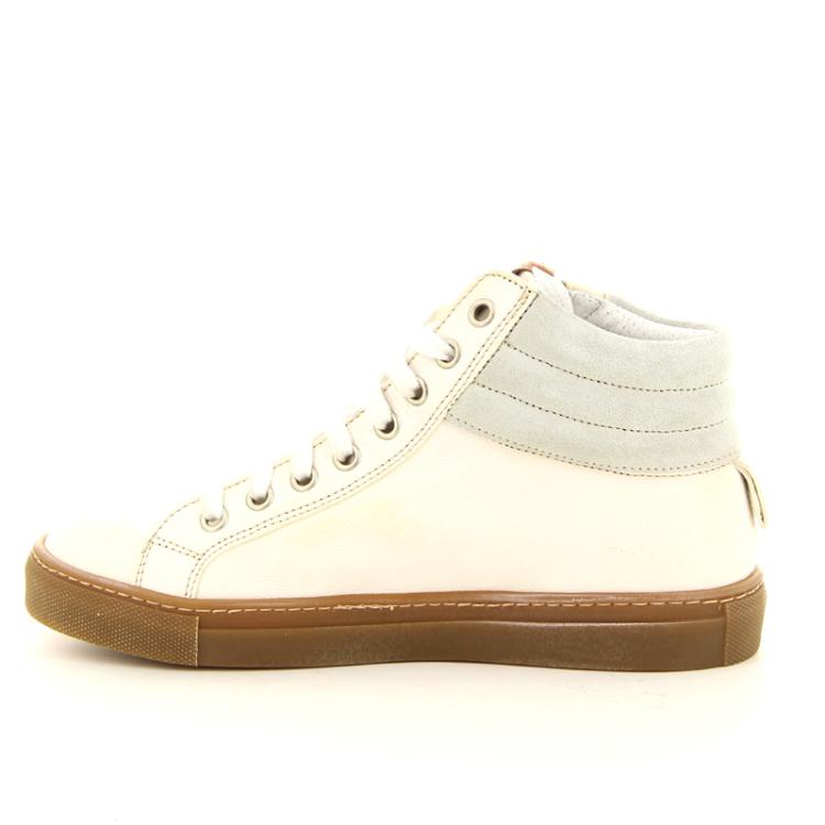 Momino kinderschoenen boots wit 10465