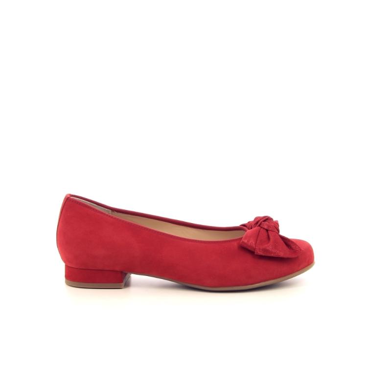 Hassia damesschoenen comfort rood 194409