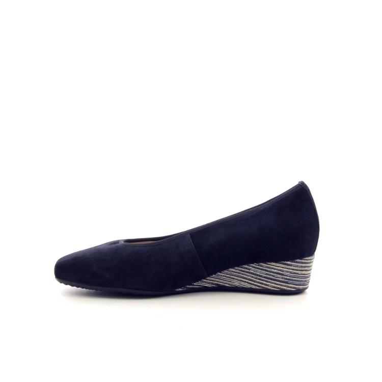 Hassia damesschoenen comfort donkerblauw 194411