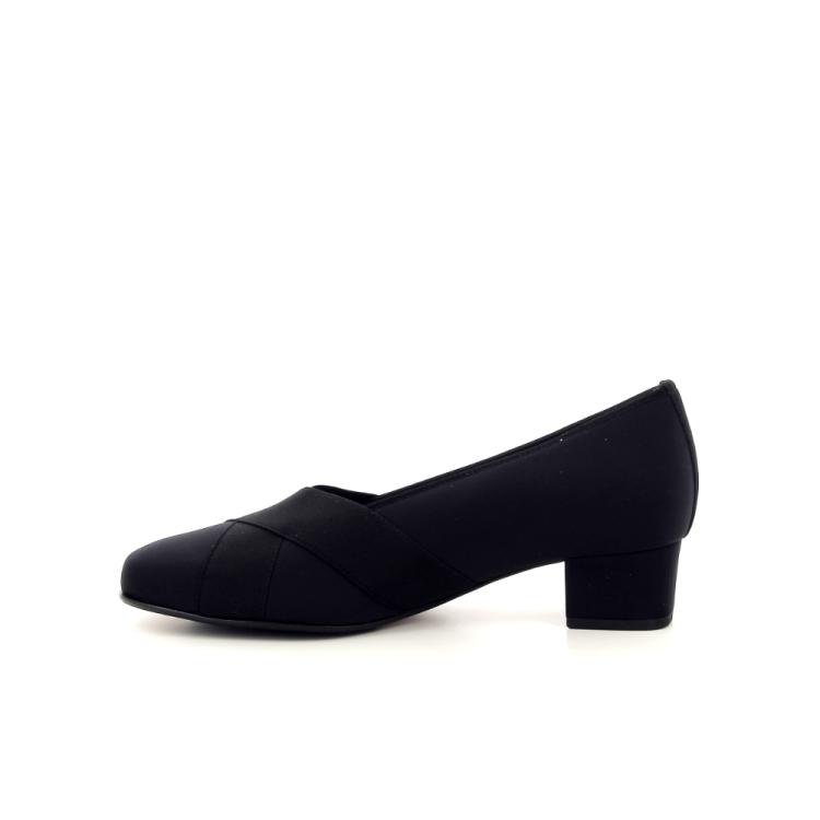 Hassia damesschoenen comfort zwart 201484