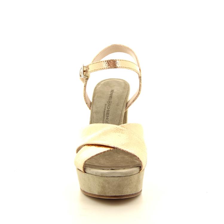 Kennel & schmenger damesschoenen sandaal goud rose 12688