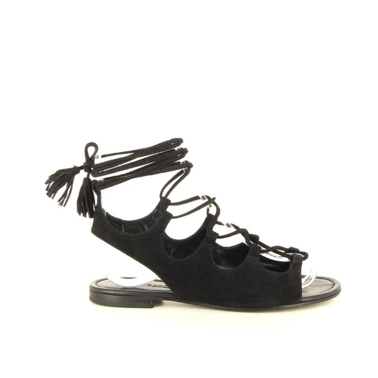 Kennel & schmenger damesschoenen sandaal zwart 18371