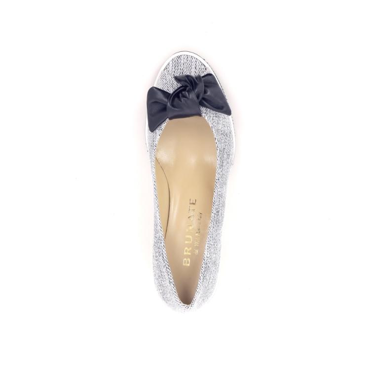 Brunate damesschoenen sandaal grijs 195747