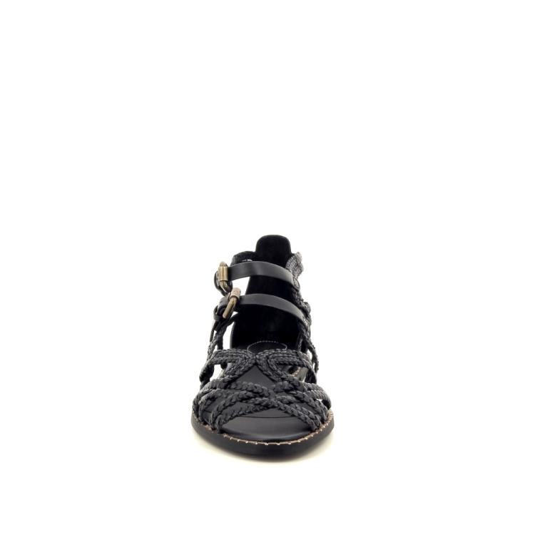 See by chloe damesschoenen sandaal zwart 198013
