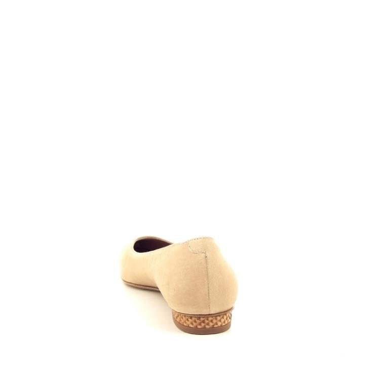 Voltan damesschoenen ballerina camel 172253