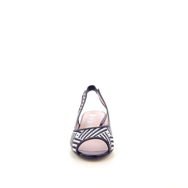 Le babe damesschoenen sandaal wit 195080
