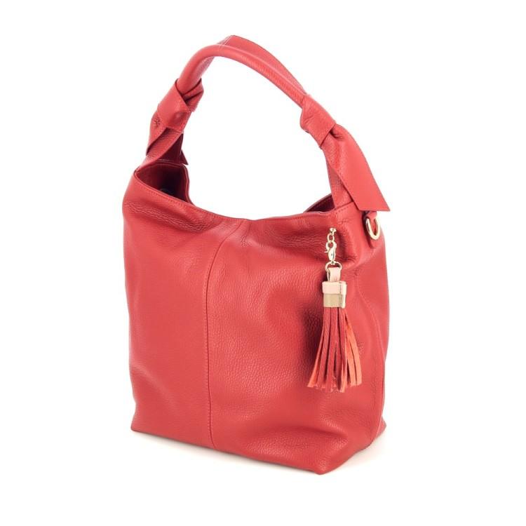 Carol j. tassen handtas rood 190165