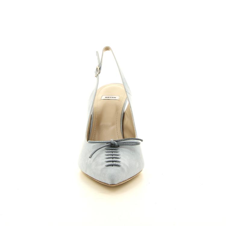 Natan damesschoenen sandaal lichtblauw 13353