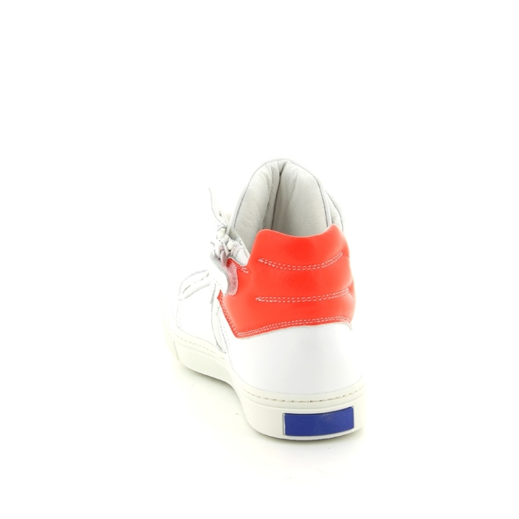 Bumper kinderschoenen boots wit 90018