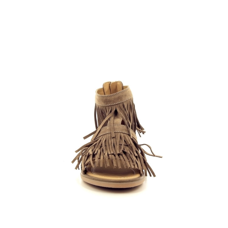 Momino kinderschoenen sandaal taupe 192828