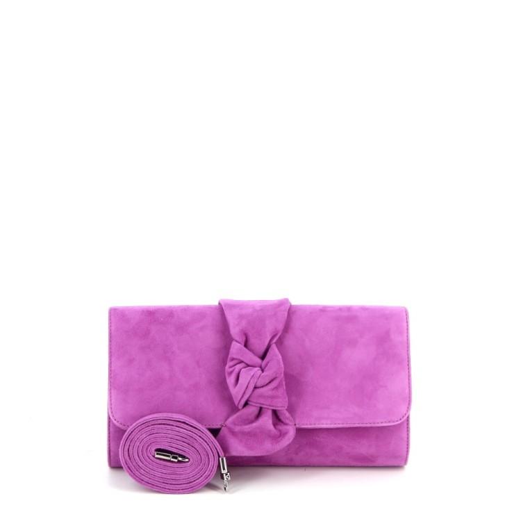 Lebru tassen handtas paars 197074
