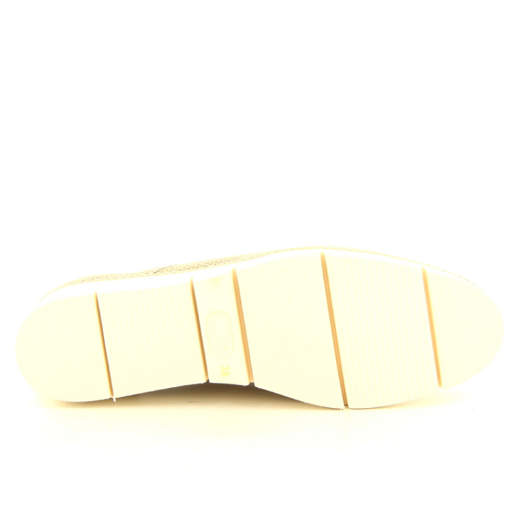 J'hay damesschoenen veterschoen goud 11423