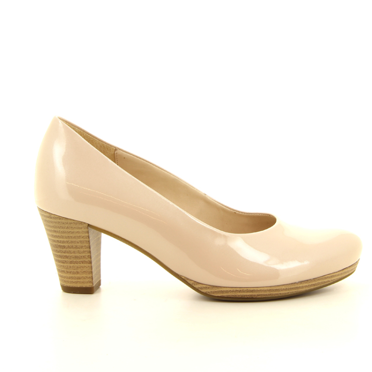Gabor damesschoenen pump poederrose 10089