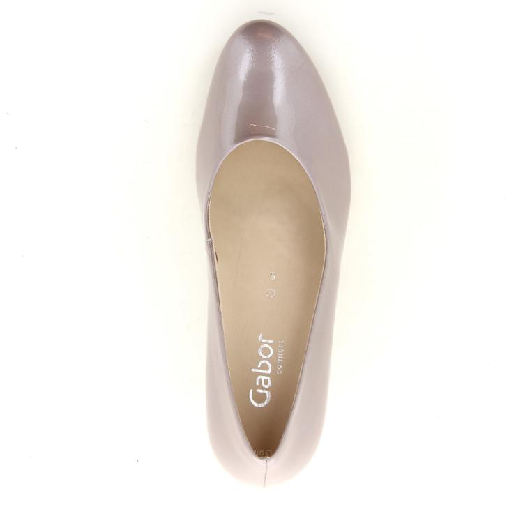 Gabor damesschoenen pump taupe-rosÉ 10091
