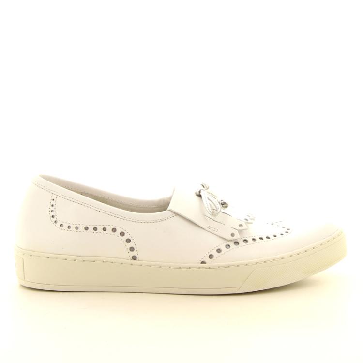 Gabor damesschoenen sneaker wit 10134