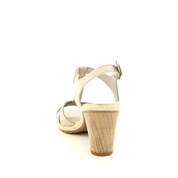 Gabor damesschoenen sandaal l.taupe 10143
