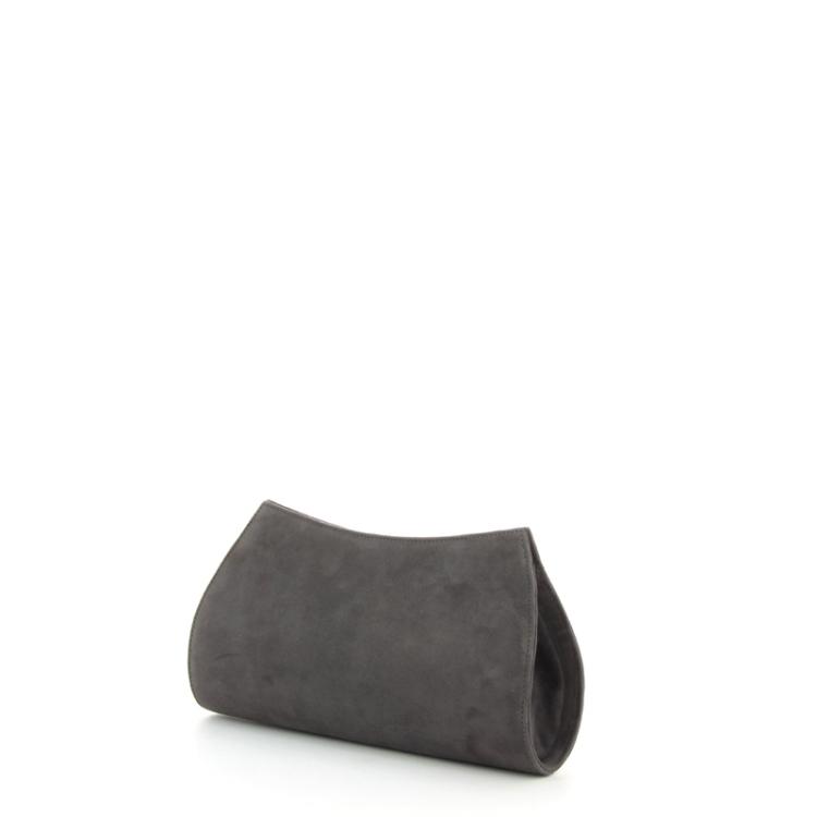 Lebru tassen handtas grijs 22618