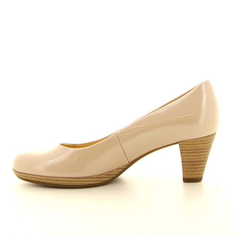 Gabor damesschoenen pump poederrose 10080