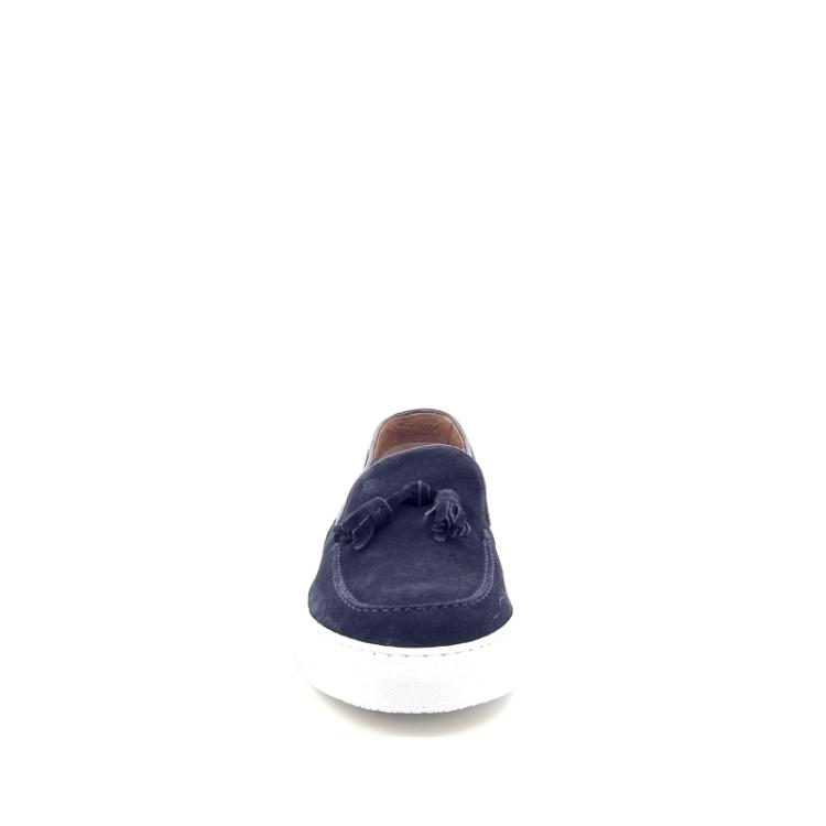 Fratelli rossetti herenschoenen mocassin donkerblauw 172915