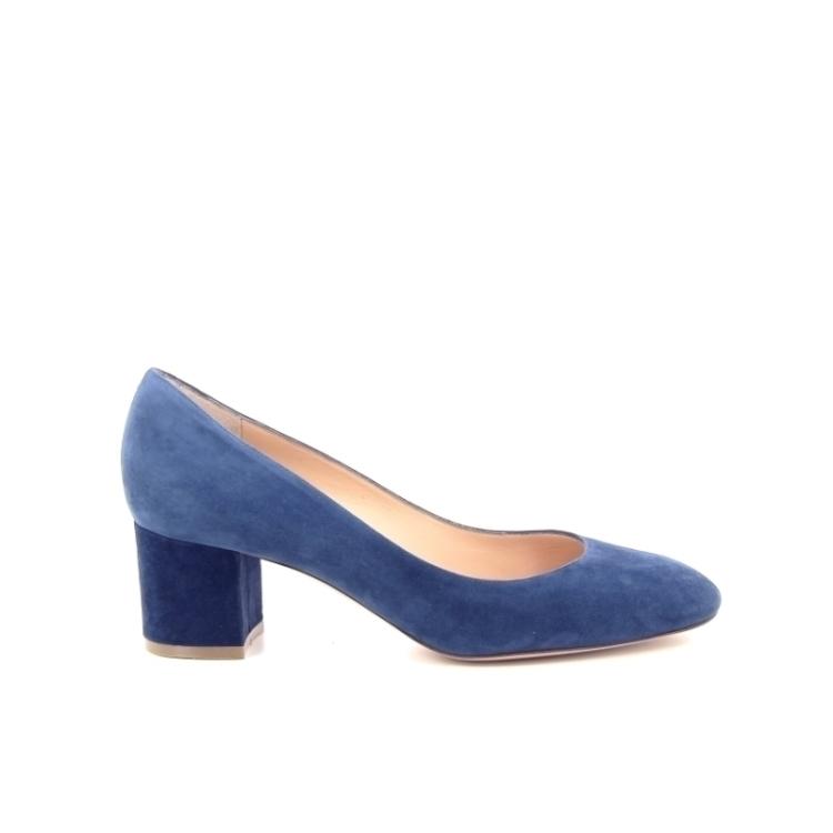 Dyva damesschoenen pump blauw 173230
