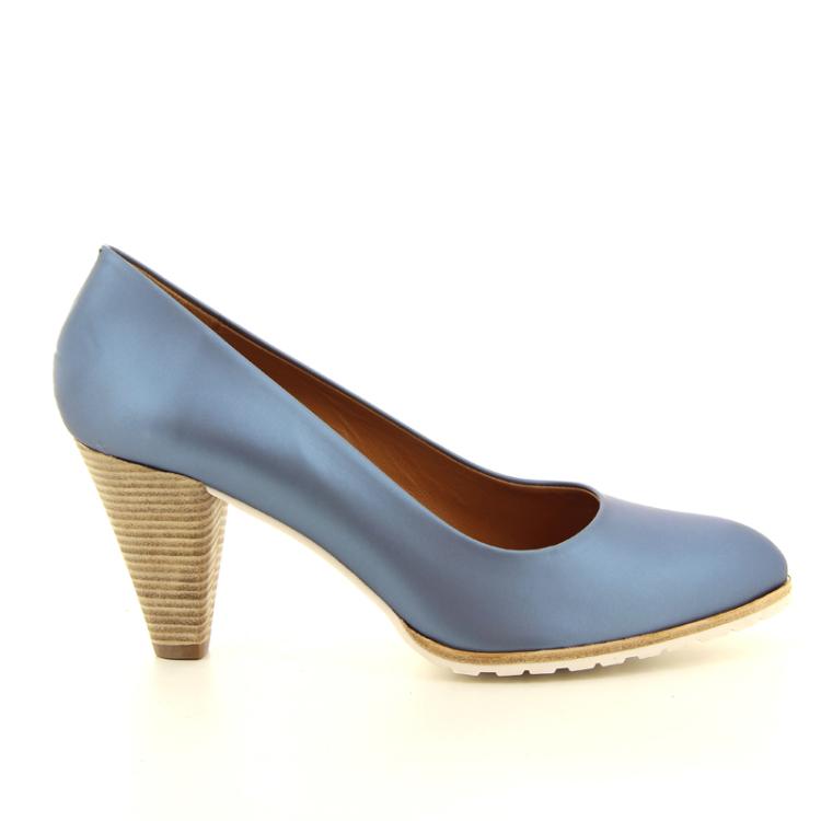J'hay damesschoenen pump jeansblauw 11585