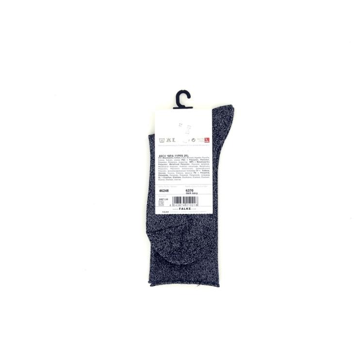 Falke accessoires kousen grijsblauw 179214