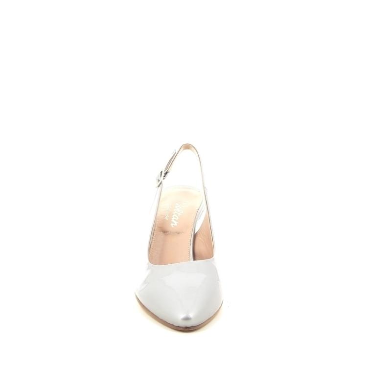 Voltan damesschoenen sandaal zilver 168044