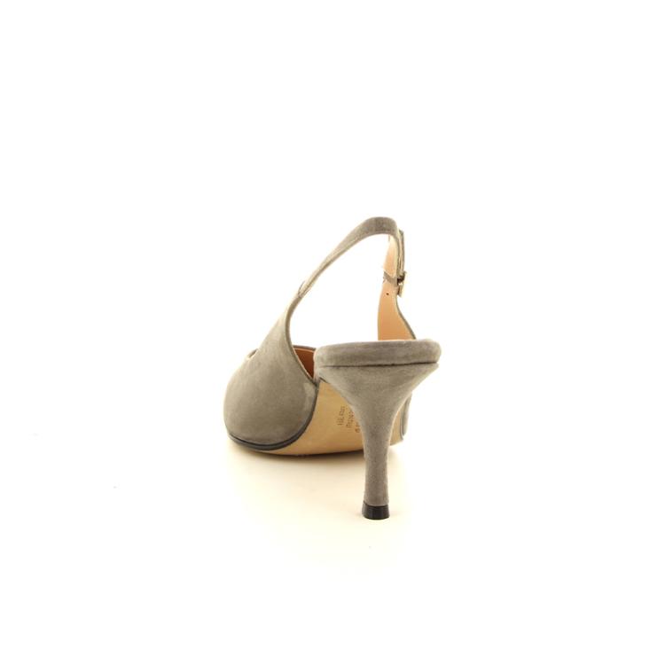 Voltan damesschoenen sandaal d.taupe 12525