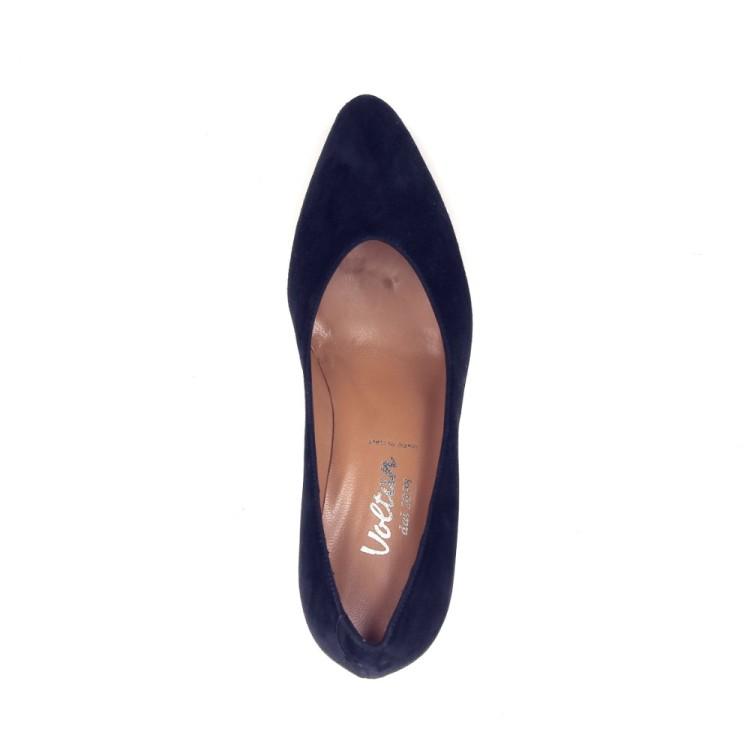 Voltan damesschoenen pump donkerblauw 187176