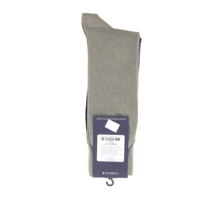 Tommy hilfiger accessoires kousen kaki 190632