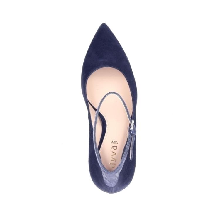 Dyva damesschoenen pump donkerblauw 173262